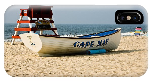 Cool Cape May Beach IPhone Case