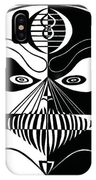 Cool Skull IPhone Case
