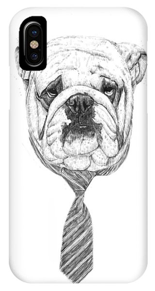 Professional iPhone Case - Cooldog by Balazs Solti