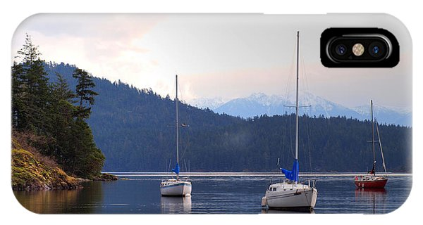 Cooper's Cove 1 IPhone Case