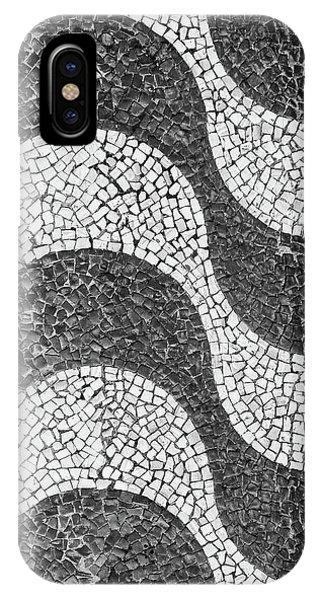 Copacabana Tiles In Rio De Janeiro IPhone Case