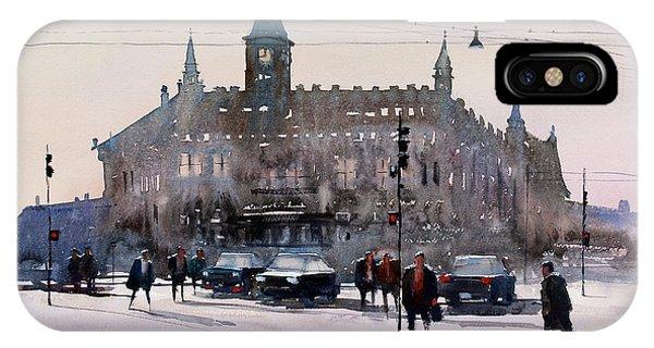 Copenhagen Denmark IPhone Case