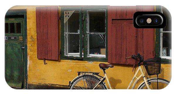 Still Life iPhone Case - Copenhagen Still Life by Sabine Meisel