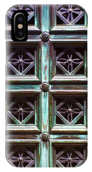 Copper Door IPhone Case