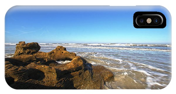 Coquina Beach IPhone Case
