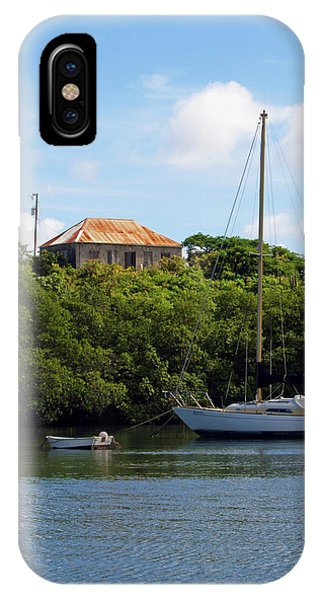 Coral Bay 1 IPhone Case
