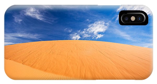 IPhone Case featuring the photograph Coral Pink Sand Dunes State Park, Kanab, Utah by Bryan Mullennix