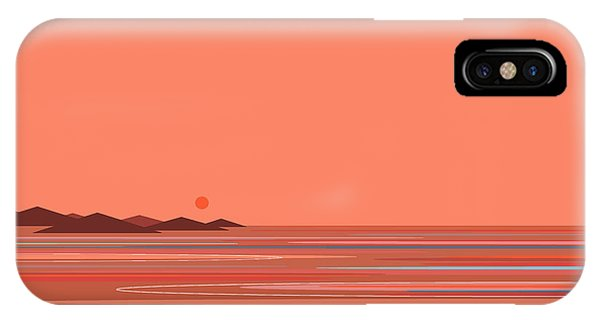 Coral Sea IPhone Case