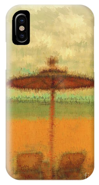 IPhone Case featuring the photograph Corfu 18 - Mirage by Leigh Kemp