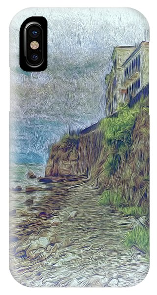 Corfu 33 - Corfu Rocks IPhone Case