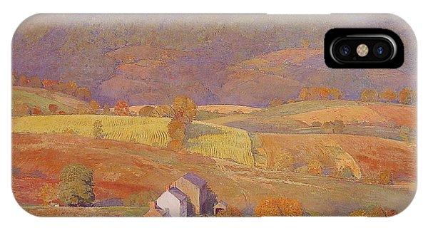 iPhone Case - corn Daniel Garber by Eloisa Mannion
