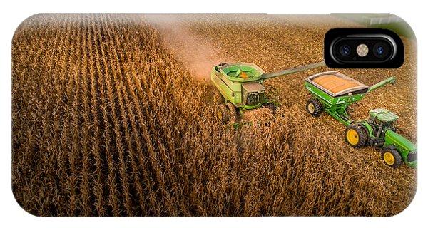 Corn Dust IPhone Case