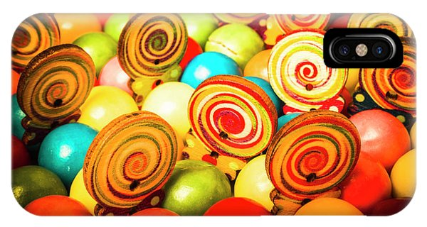 Mixed iPhone Case - Corner Store Candies  by Jorgo Photography - Wall Art Gallery
