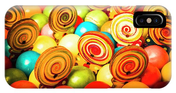 Colourful iPhone Case - Corner Store Candies  by Jorgo Photography - Wall Art Gallery