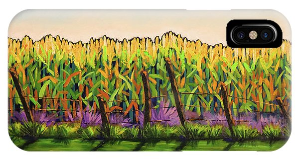 Cornfield Color IPhone Case