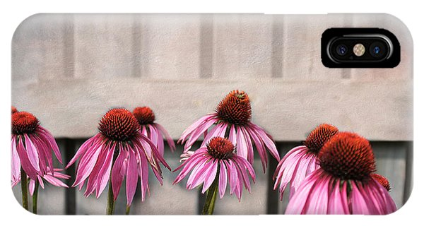 Coneflower Couples IPhone Case