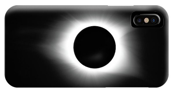 Totality 8-21-2017 IPhone Case