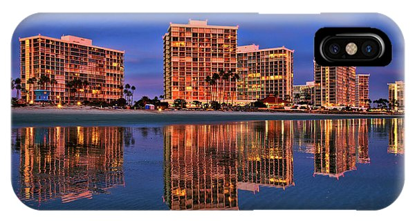 Coronado Glass IPhone Case