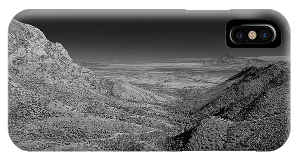 Coronado National Memorial In Infrared IPhone Case