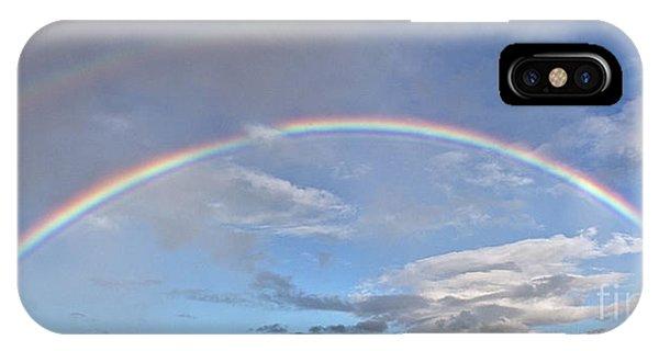 Coronado Rainbows IPhone Case