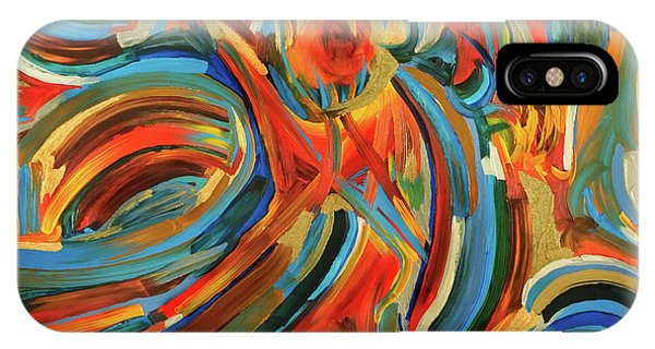 iPhone Case - Coronal Mass Ejections #3 by Gretchen Dreisbach