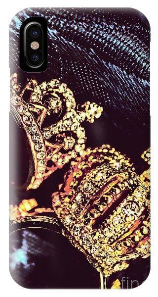 Bridal iPhone Case - Coronation Of Jewels by Jorgo Photography - Wall Art Gallery