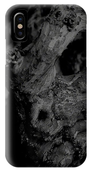 Corpses Fossil IPhone Case