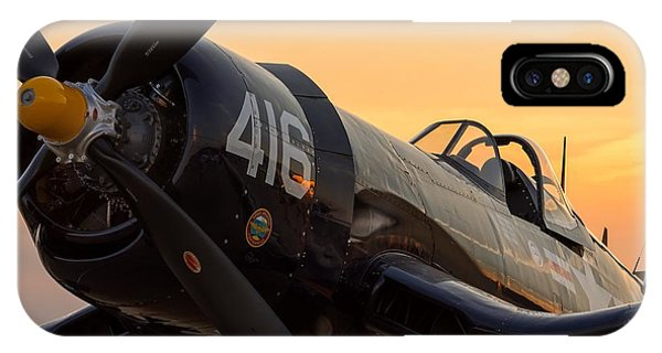 Corsair At Sunset IPhone Case