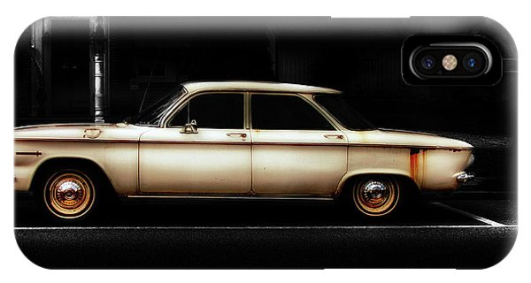 Corvair iPhone Case - Corvair At 909 by Steven Digman