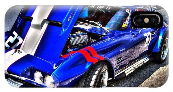 Corvette IPhone Case