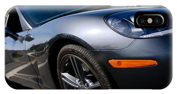 Corvette Racing IPhone Case
