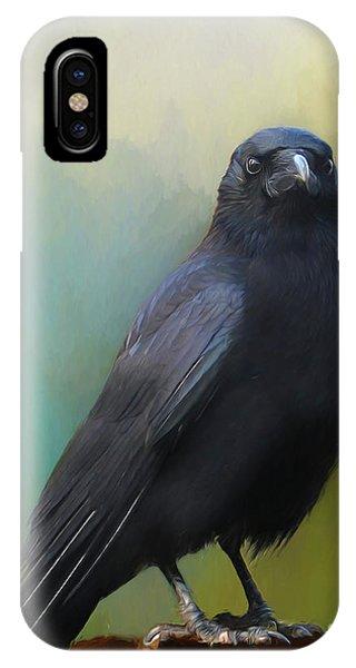 Corvid IPhone Case