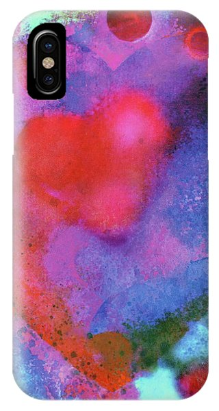 Cosmic Love IPhone Case