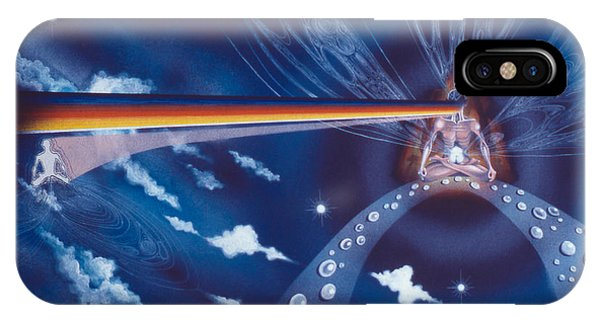 Cosmic Mediator IPhone Case