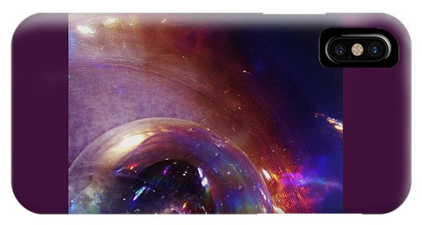 Cosmic Orb IPhone Case