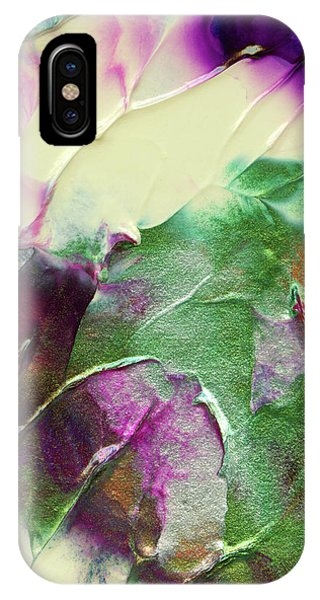 Cosmic Pearl Dust IPhone Case