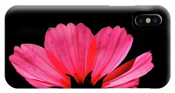 Cosmos Bloom IPhone Case
