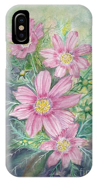 Cosmos - Painting IPhone Case