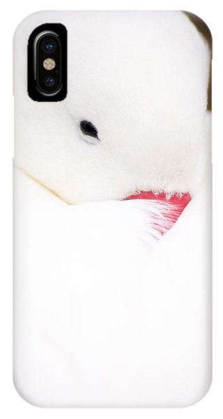 Cosy Duck Phone Case by Andy Smy