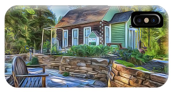 iPhone Case - Cottage by Harry Warrick
