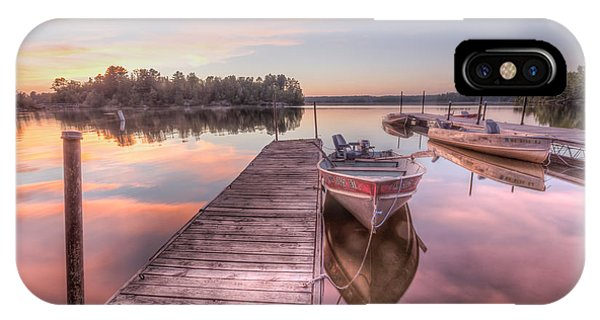 IPhone Case featuring the photograph Cotton Candy by Paul Schultz