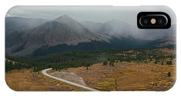 Cottonwood Pass #1 IPhone Case