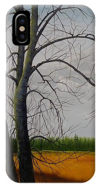 Cottonwoods IPhone Case