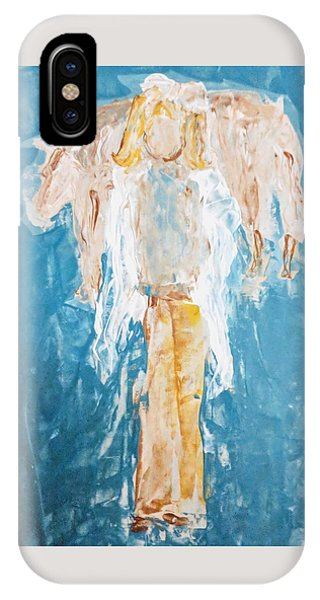 Country Angel IPhone Case