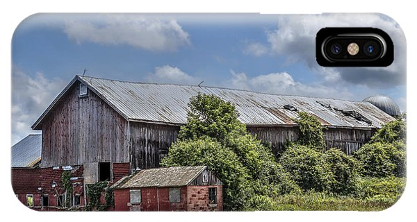 Country Barn IPhone Case
