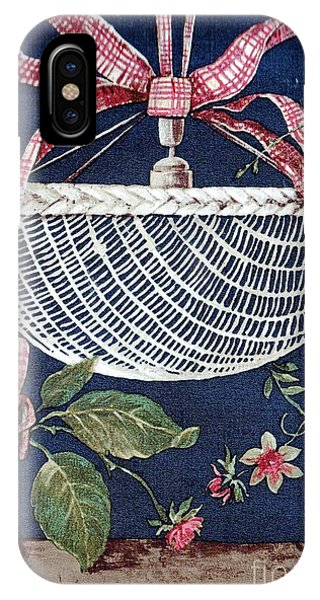 Country Basket IPhone Case