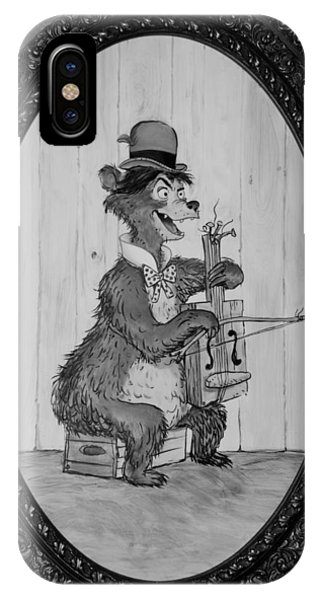 iPhone Case - Country Bear by Rob Hans