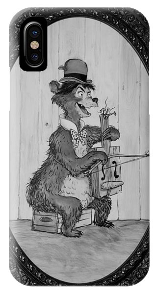 Country Bear IPhone Case