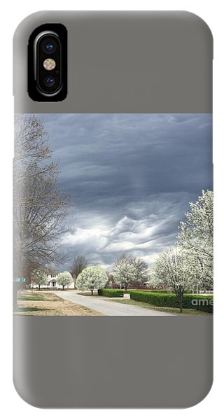 Country Club Circle IPhone Case