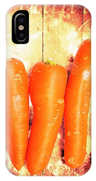 Country Cooking Poster IPhone Case